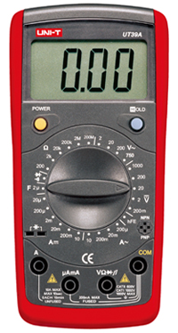 Uni-T UT39A Digital Multimeter tester